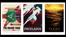 The Grand Tour travel posters