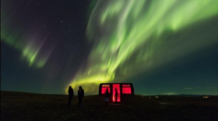 Three Days of International Outreach on Space Weather